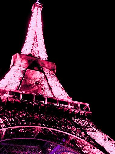 Paris rosa