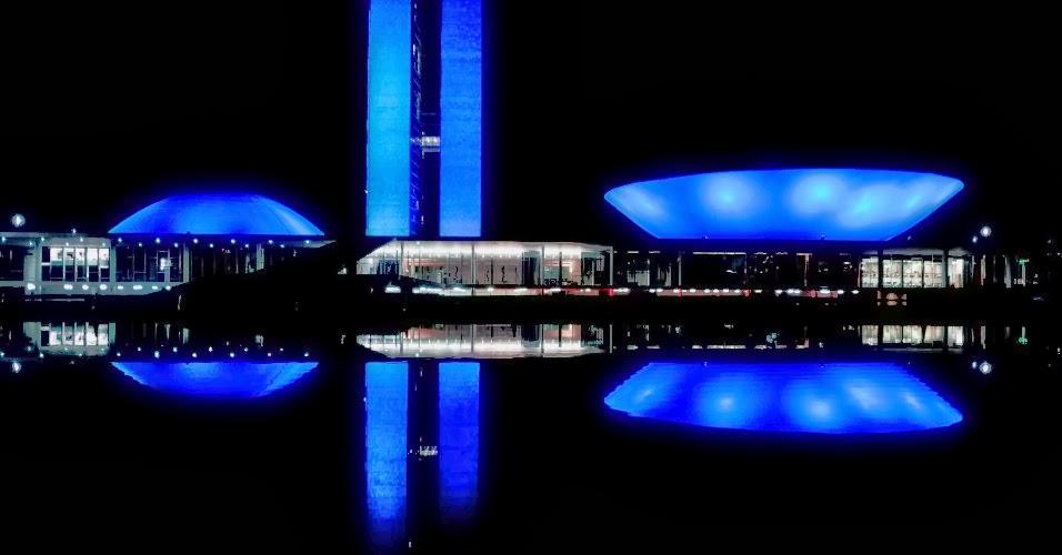 brasilia azul