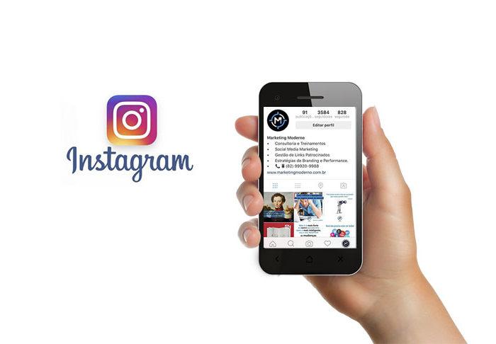 5 dicas para utilizar o seu Instagram para desenvolver o marketing do seu negócio.